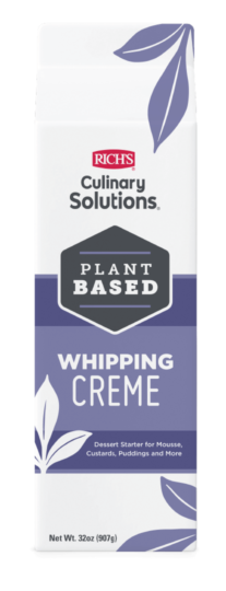 Plant Based Whipping Creme Pack
